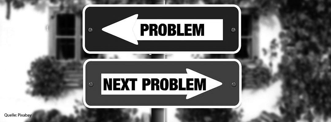 Sie lösen ein Problem Ihrer Kunden – dann machen Sie es nicht zu Ihrem Problem!
